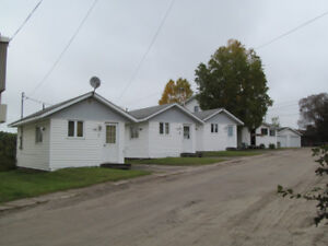 7 Unit Income Property located on the Nebskwashi River.