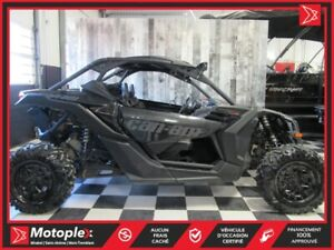 2017 Can-Am MAVERICK X3 TURBO R XDS 74,38$/SEMAINE