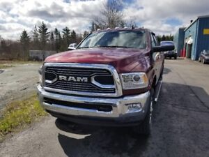 2018 Ram 3500 Limited Pickup Truck