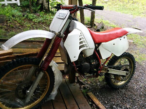 1987 YZ125t For Sale