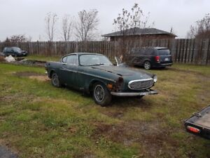 P1800 Volvo, and parts