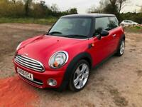 MINI COOPER 1.6 DIESEL *ALLOYS* A/C * SERVICE HISTORY* 2 OWNERS*