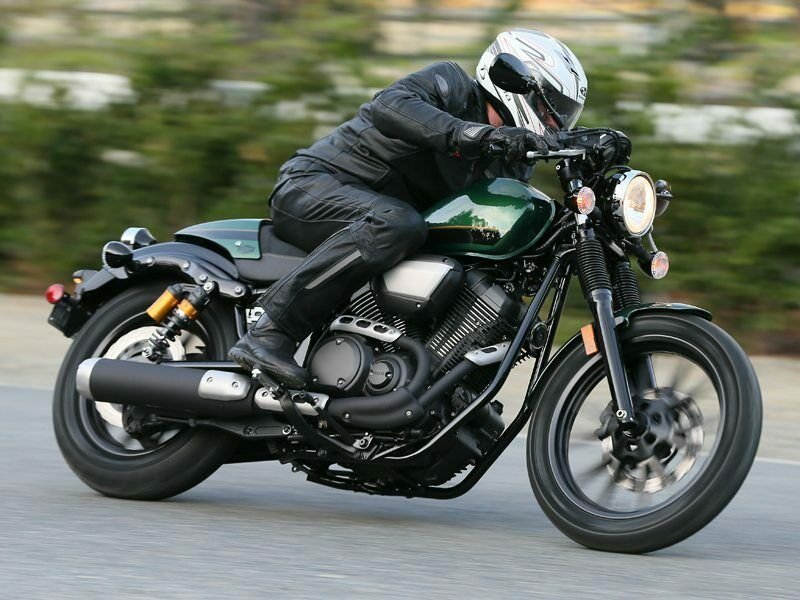 NEW leftover 2015 Yamaha Star Bolt 950 C-Spec factory cafe racer Zero miles NICE