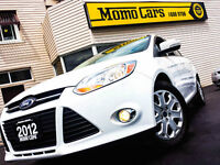 '12 Ford Focus (Grace) Pwr Pkg + Keyless + MINT! Only $92/Pmts!!