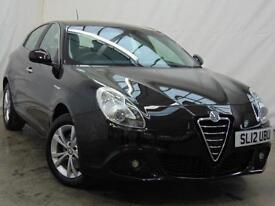 2012 Alfa Romeo Giulietta JTDM-2 LUSSO S/S Diesel black Manual