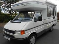 1992 AUTO SLEEPER CLUBMAN 2 BERTH END KITCHEN COACHBUILT MOTORHOME FOR SALE