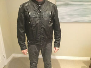 Motorcycle Mens Riding Jacket