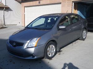 2010 Nissan Sentra (great car)