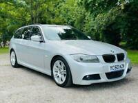 2010 BMW 3 Series 2.0 320D M SPORT TOURING 5d 181 BHP Estate Diesel Automatic
