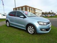 2010 Volkswagen Polo 1.2 TDI BlueMotion Tech 3dr