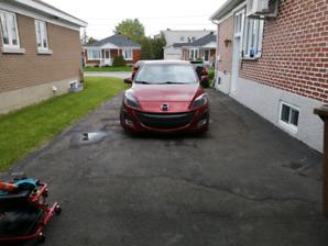 Mazda 3 2010 (lire la description)