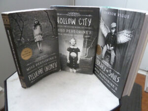 Miss Peregrine,s Home for Peculiar Children Collection