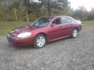 2011 CHEVROLET IMPALA !! NON-SMOKER !! SUPER CLEAN !!