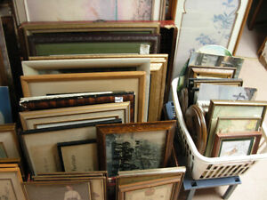 Clearance of Old Art Frames Cambridge Kitchener Area image 4