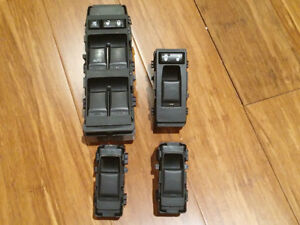set of window switch for jeep-dodge-chrysler West Island Greater Montréal image 1