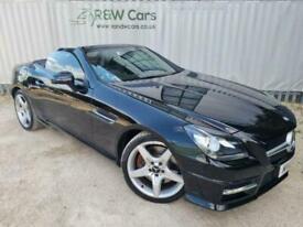 image for 2012 Mercedes-Benz SLK 2.1 SLK250 CDI BLUEEFFICIENCY AMG SPORT 2d 204 BHP Conver