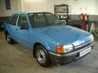1989 Ford Escort 1.3 L 5dr