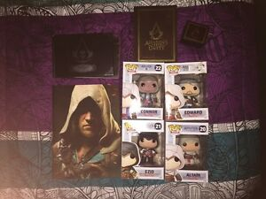 Assassins Creed Collectables