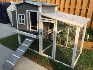 Waterproof Chicken Coop Rabbit Hutch
