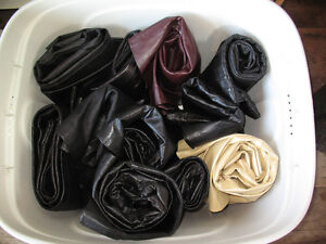 Ladies Real Leather Pants and skirts for sale - new never worn