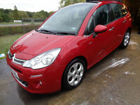Citroen C3 1.6e-HDi ( 115bhp ) Airdream 2013MY Exclusive