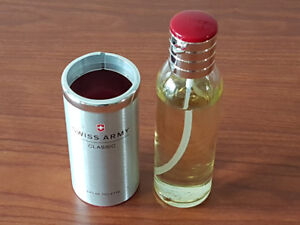 MUST SELL Swiss Army Classic.100ml