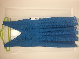 Blue BB Dakota Dress