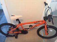 BMX bicycle bike 360 gyro