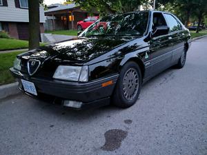 TRADE/ 1991 Alfa Romeo 164L