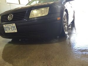 2001 Jetta 1.8t for sale or trade