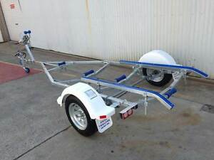 14FT model boat trailer REGISTERED-suits boats in the 4.3m range Mortdale Hurstville Area Preview