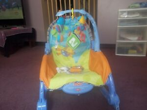 Fisher Price Newborn to Toddler Rocker For Sale
