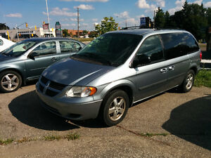***$4999*** 2006 Dodge Caravan, 117 K, 7 Seater, Factory DVD