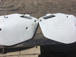 Side panels for CR 500
