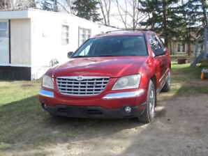 2004 Chrysler Pacifica All-Wheel Drive Sport Tourer