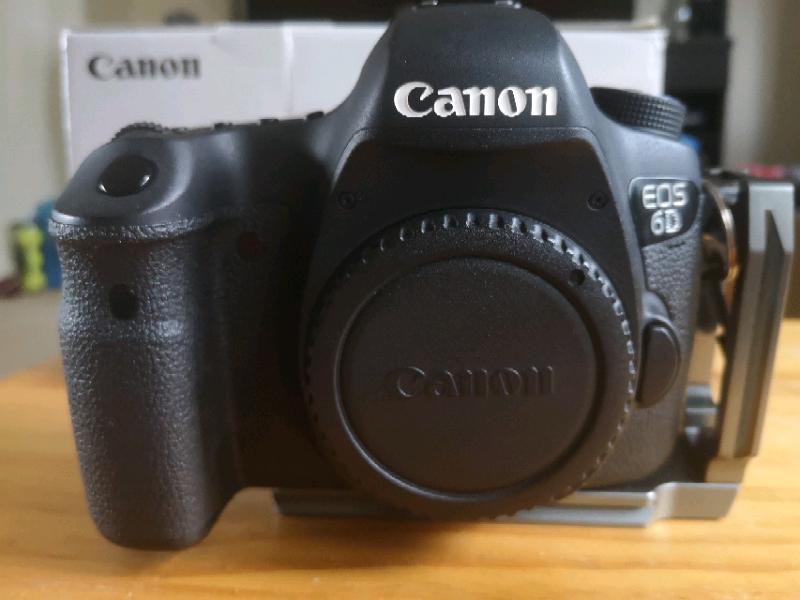 Canon 6d, 32gb sd card, magic lantern, crumpler bag & 3lt L bracket | in  East End, Glasgow | Gumtree