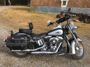 Heritage softail classic. Reduced.