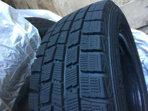 Ford Focus winter tires