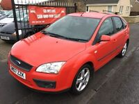2007 FORD FOCUS 1.8 SPORT, 69000 MILES, WARRANTY, NOT ASTRA GOLF MEGANE NOTE