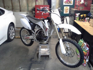 YZ450F use as part trade for 63 to 66 GM 2wd short box pickup