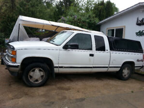Chevy 4x4 truck for sale