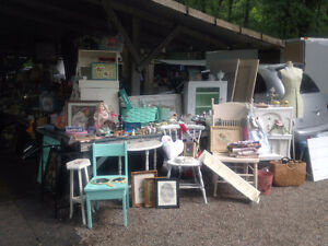 Grand Bend Fall Yard Sale Day @ Pinery Antique Flea Market