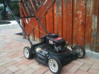 "MTD YardMachines 20"" Cut (Lawn 1`mower)"