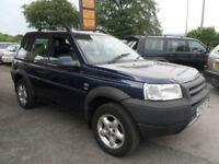 Land Rover Freelander 2.0 Td4 ES 2003