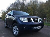 Nissan Pathfinder SVE diesel auto lower tax 7seater