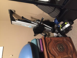 Exercise rowing machine REDUCED