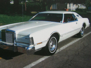 Lincoln continental mark 1V