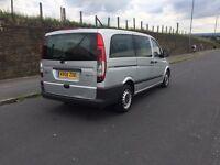 Mercedes VITO 9 seater minibus quick sale £3595