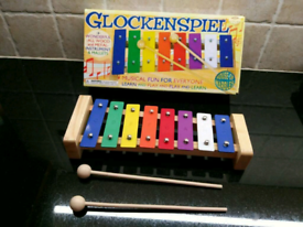 Brand new, glockenspiel in box