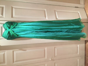 Prom Dress purchased at Madeline's Boutique